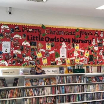 Christmas At Little Owls Day Nursery Dereham Norfolk (7)