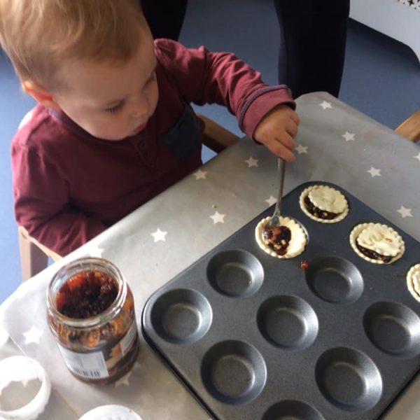 Mince Pies At Little Owls Nursery Dereham Norfolk (5)