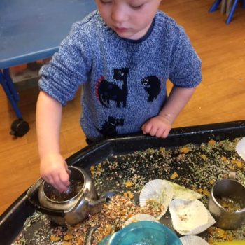Cooking Like They Do At Home At Little Owls Day Nursery (2)