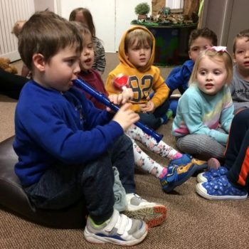 Music And Movement At Little Owls Day Nursery Near Norwich Nofolk (6)