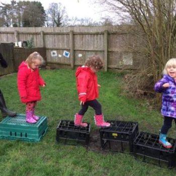 Exploring The Grass Garden (3)