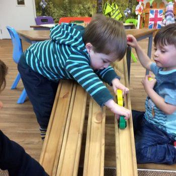 Focusing On Transport This Week At Little Owls Nursery (4)