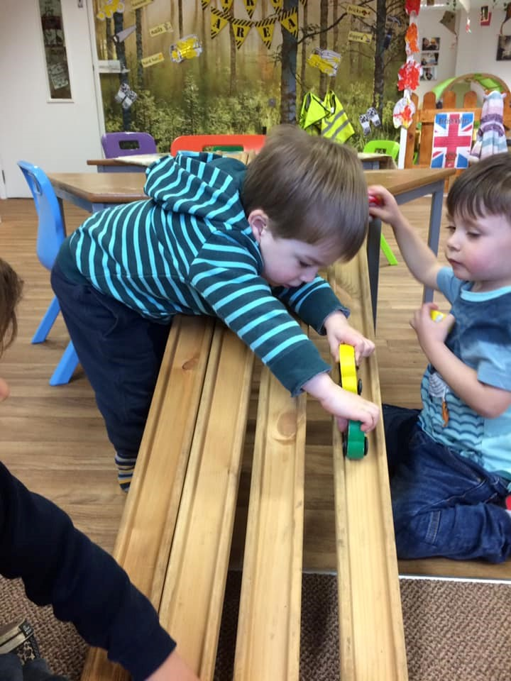 Focusing On Transport This Week At Little Owls Nursery (4)