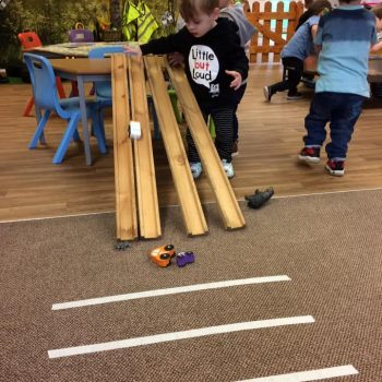Focusing On Transport This Week At Little Owls Nursery (5)
