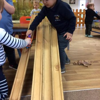 Focusing On Transport This Week At Little Owls Nursery (6)
