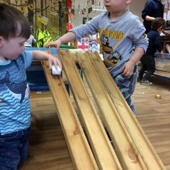 Focusing On Transport This Week At Little Owls Nursery (9)