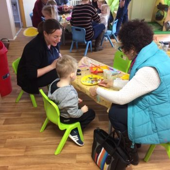 Grandparents Play And Stay At Little Owls Nursery (1)