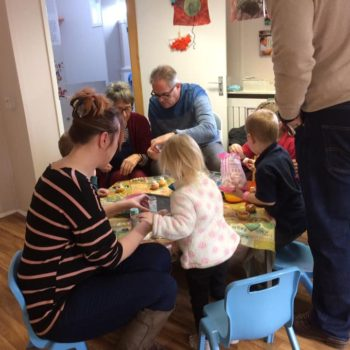 Grandparents Play And Stay At Little Owls Nursery (10)