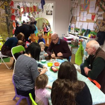 Grandparents Play And Stay At Little Owls Nursery (11)