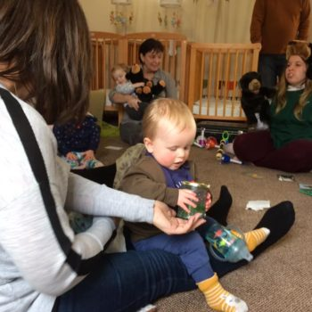 Grandparents Play And Stay At Little Owls Nursery (14)