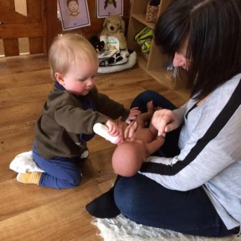 Grandparents Play And Stay At Little Owls Nursery (20)