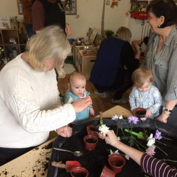 Grandparents Play And Stay At Little Owls Nursery (29)