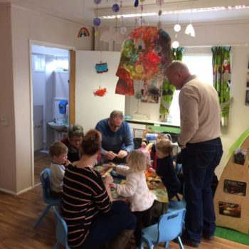 Grandparents Play And Stay At Little Owls Nursery (3)