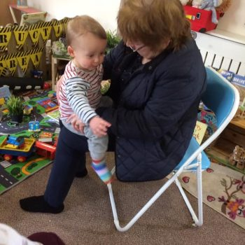 Grandparents Play And Stay At Little Owls Nursery (31)