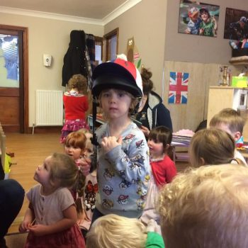 Parents Show And Tell Horses (3)