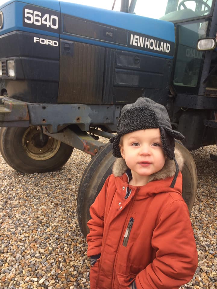 A Tractor Visit To Liitle Owls Norfolk (3)