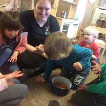 The Importance Of Washing Your Hands At Little Owls (11)