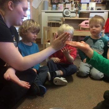 The Importance Of Washing Your Hands At Little Owls (7)
