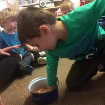 The Importance Of Washing Your Hands At Little Owls (8)