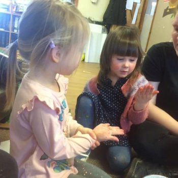 The Importance Of Washing Your Hands At Little Owls (9)