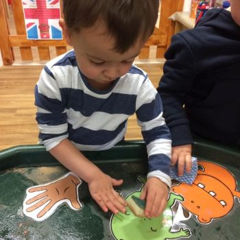 The Importance Of Washing Your Hands At Little Wols (6)