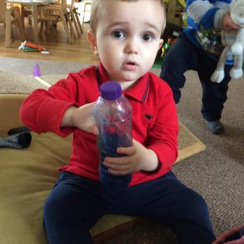 Weather Sensory Bottles At Dereham Childrens Nursery (3)