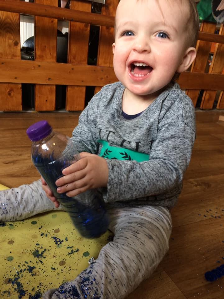 Weather Sensory Bottles At Dereham Childrens Nursery (6)