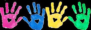 nursery handprints