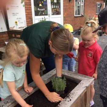 Smell And Touch Senses Little Owls Nursery Dereham (3)