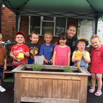 Smell And Touch Senses Little Owls Nursery Dereham (5)