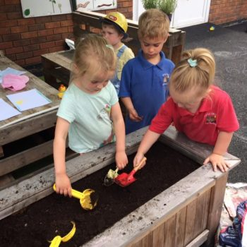 Smell And Touch Senses Little Owls Nursery Dereham (7)