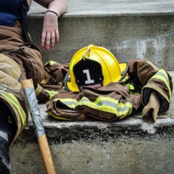 Fire Drill At Little Owls Nursery