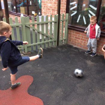Sports Day At Little Owls Nursey Dereham (5)