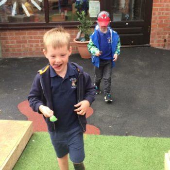 Sports Day At Little Owls Nursey Dereham (8)