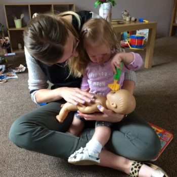 Celebrating 72 Years For The Nhs With Little Owls Day Nursery (1)