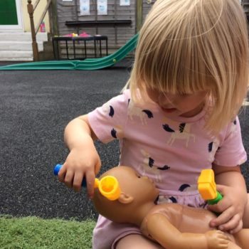 Celebrating 72 Years For The Nhs With Little Owls Day Nursery (6)