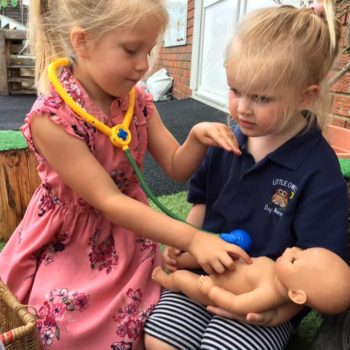 Celebrating 72 Years For The Nhs With Little Owls Day Nursery (8)