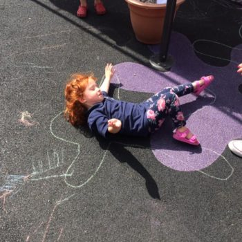 Little Owls Drawing Their Shadows (7)