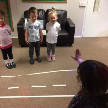 Little Owls Learning Road Safety (1)