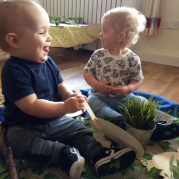Natural Resources Are Being Used At Little Owls Day Nursery (10)
