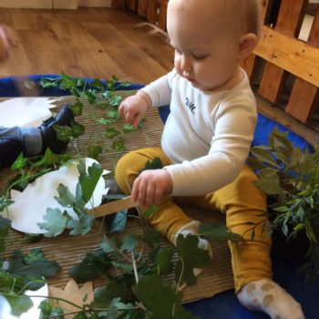 Natural Resources Are Being Used At Little Owls Day Nursery (11)