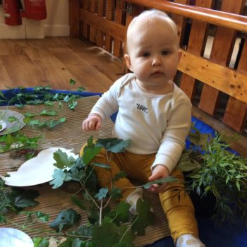Natural Resources Are Being Used At Little Owls Day Nursery (13)