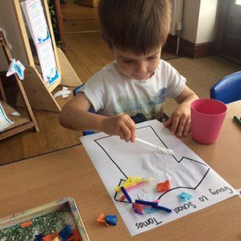 Preparing For Big School At Little Olws Day Nursery Near Norwich (3)