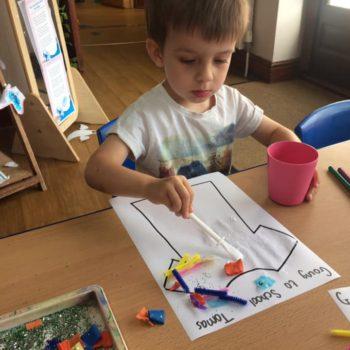 Preparing For Big School At Little Olws Day Nursery Near Norwich (7)