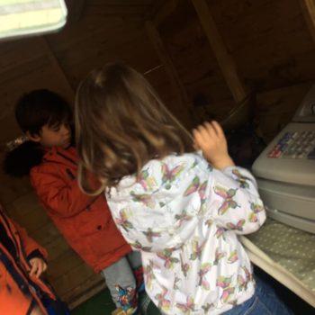 Selling Icecreams At Little Owls Dereham (2)