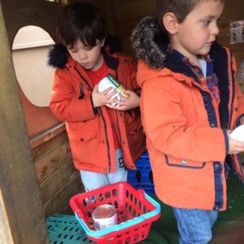 Selling Icecreams At Little Owls Dereham (3)