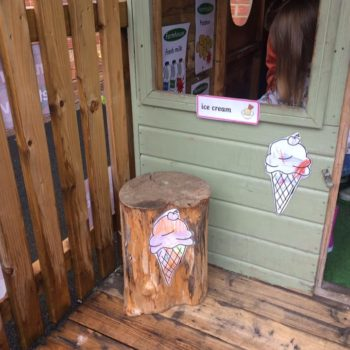 Selling Icecreams At Little Owls Dereham (5)