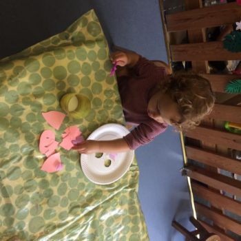 The Three Little Pigs At Little Owls Day Nursery Swaffham (1)
