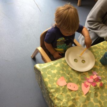 The Three Little Pigs At Little Owls Day Nursery Swaffham (2)