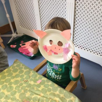 The Three Little Pigs At Little Owls Day Nursery Swaffham (4)